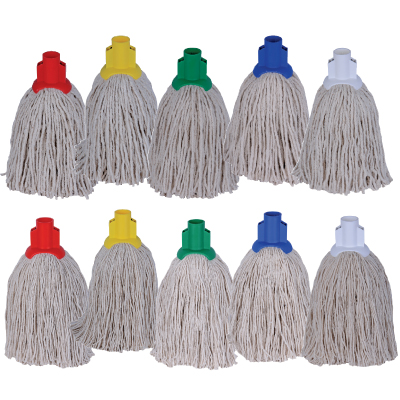 Standard No.14 Mop Heads *5 Colours*