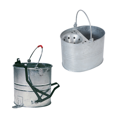 Metal Galvanised Buckets