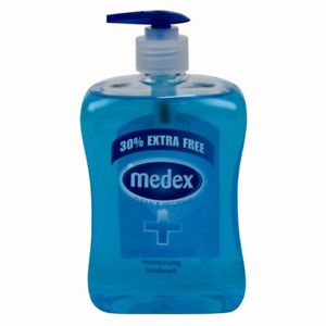 Medex Antibacterial Hand Wash 650ML