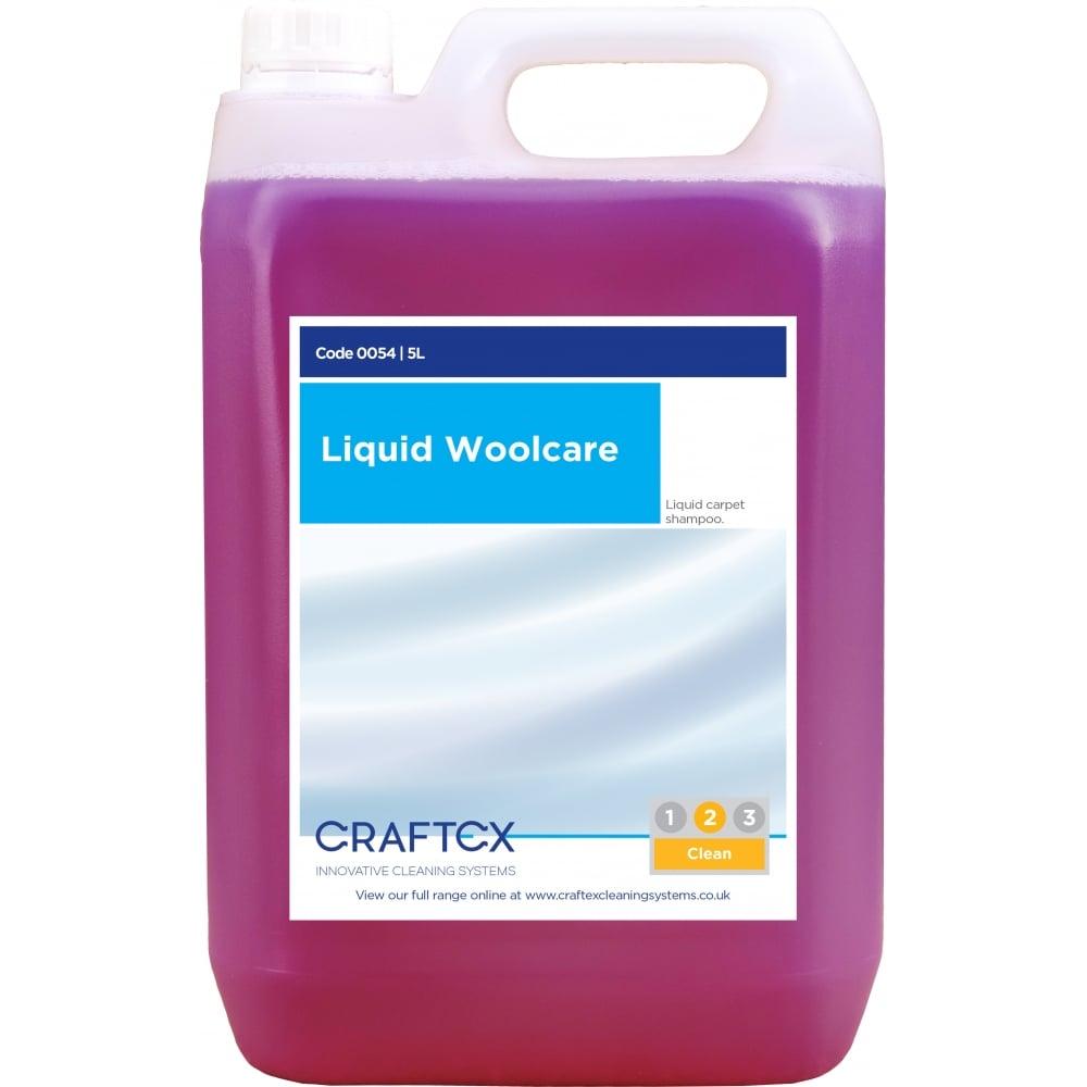 Craftex Liquid Woolcare 5 Litre