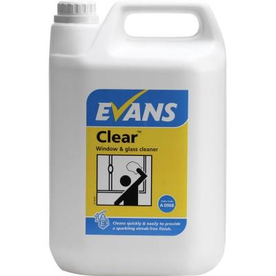 Evans Clear 5 Litre