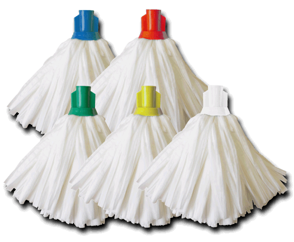 Big White Socket Mops 107 Grams *4 Colours*