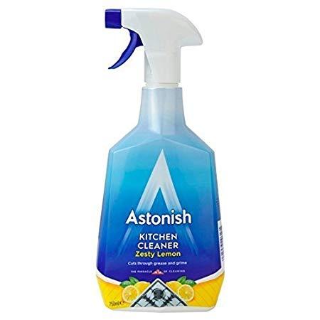 Astonish Kitchen cleaner zesty lemon 750ml
