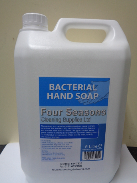 Bacterial hand soap 5 litre