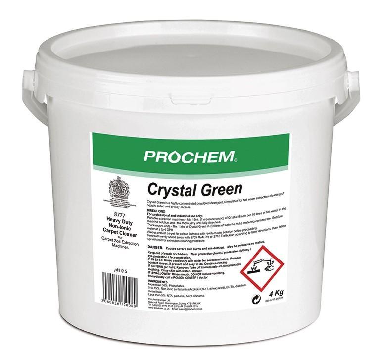 Prochem Crystal Green 4KG