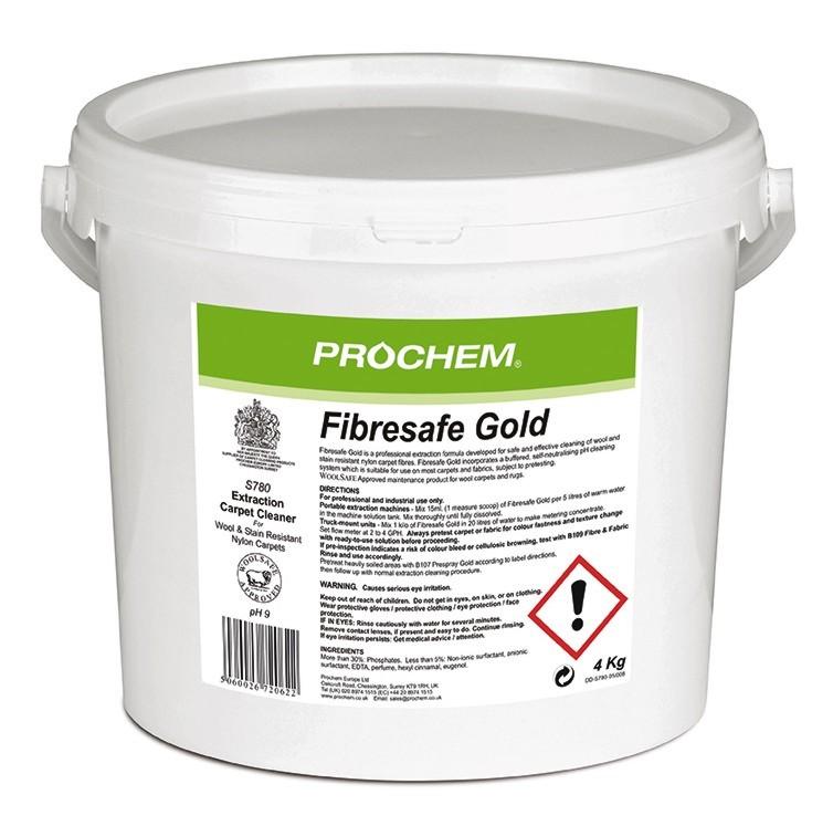 Prochem Fibresafe Gold *4KG Tub*