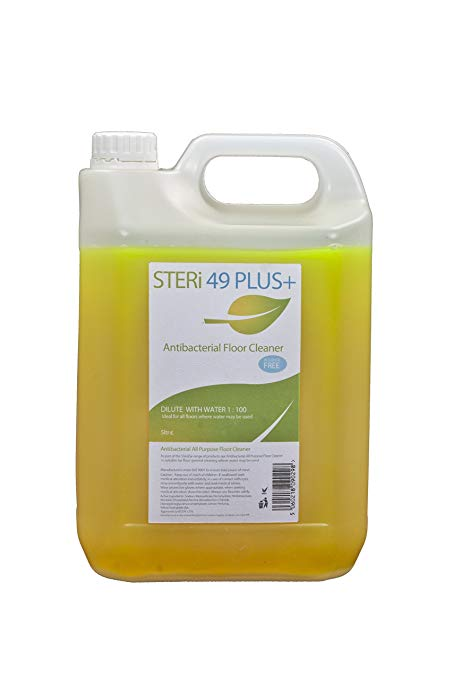 Sterizar 49+ Plus Floor Cleaner 5 Litre