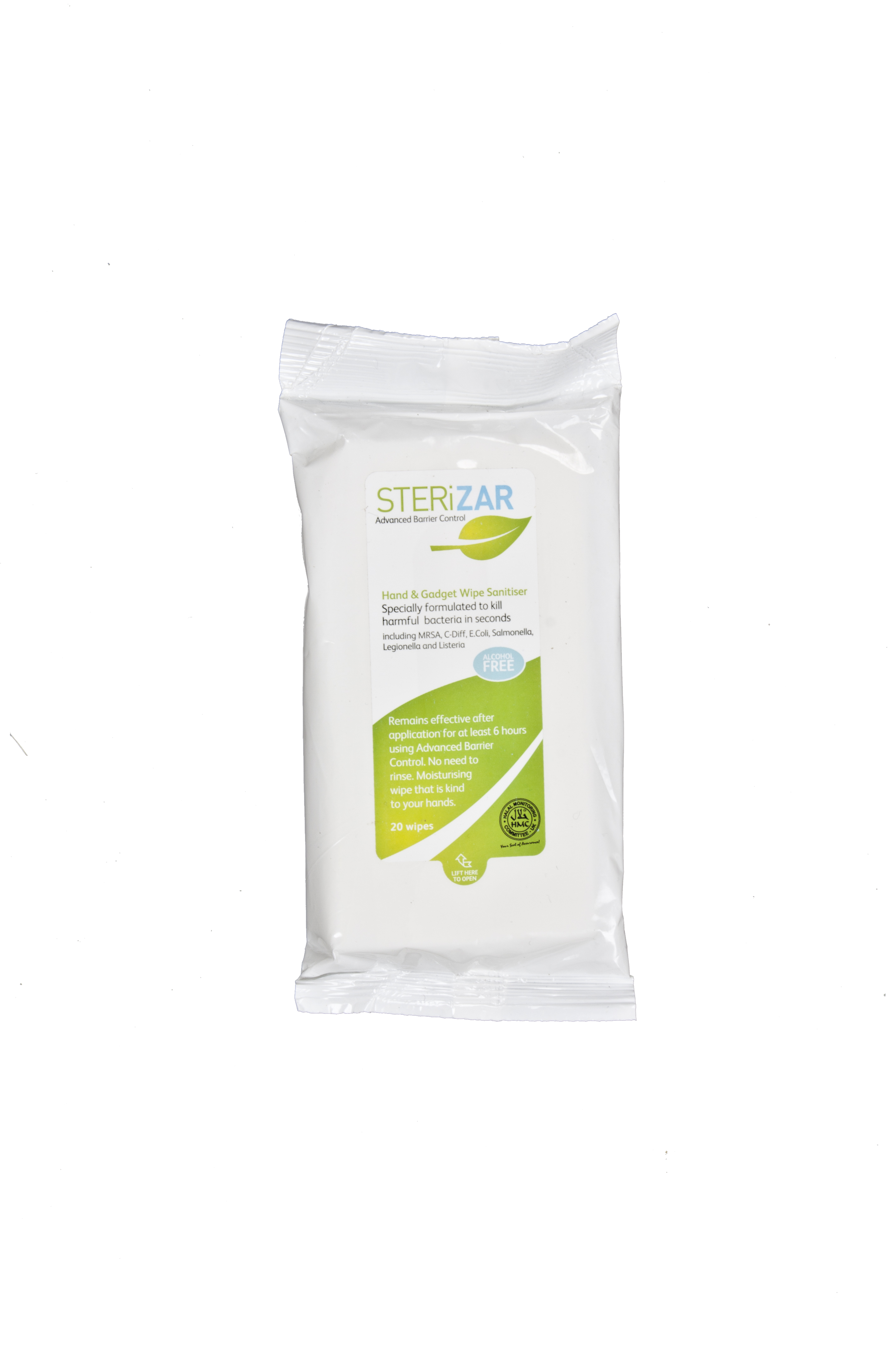 Sterizar Hand Wipes 30's
