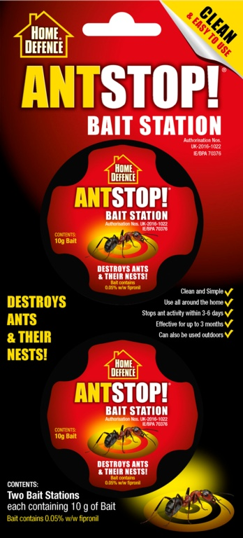 Home Defence Ant Bait 2 Pack