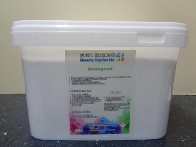 Four Seasons Bio Laundry Powder 10kg