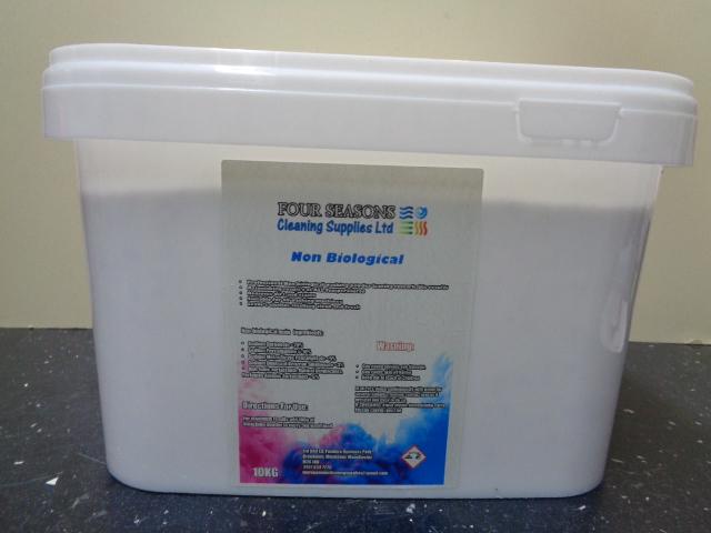 Four Seasons Non-Bio Laundry Powder 10kg