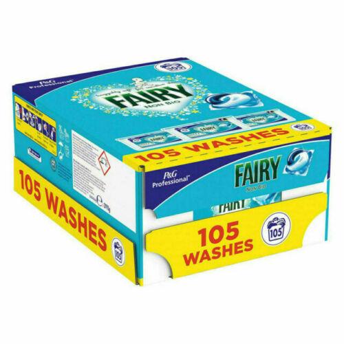Fairy Non-Bio Washing Pods 105 Wash