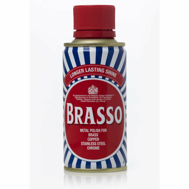 Brasso Metal Polish 175ml