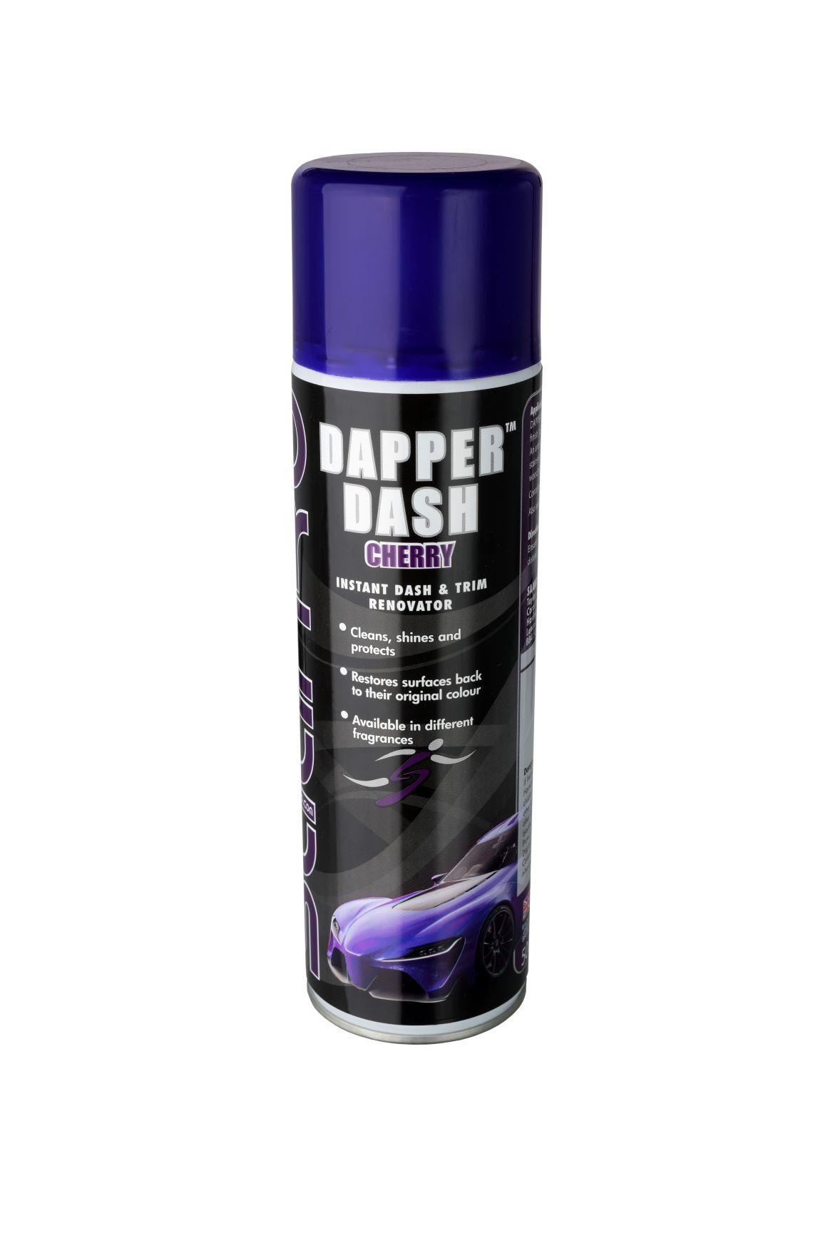 Saanro Dapper Dash Cherry 500ML