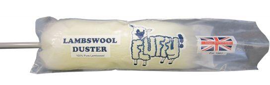 Lambs Wool Duster On Handle