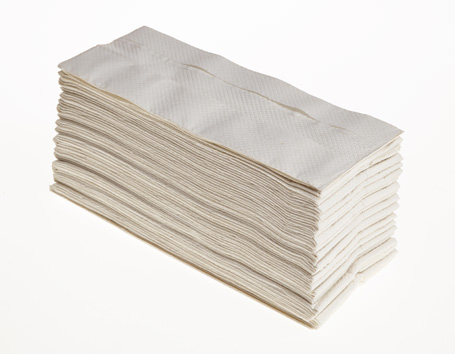 C-Fold Hand Towels White 1ply 15 x 192