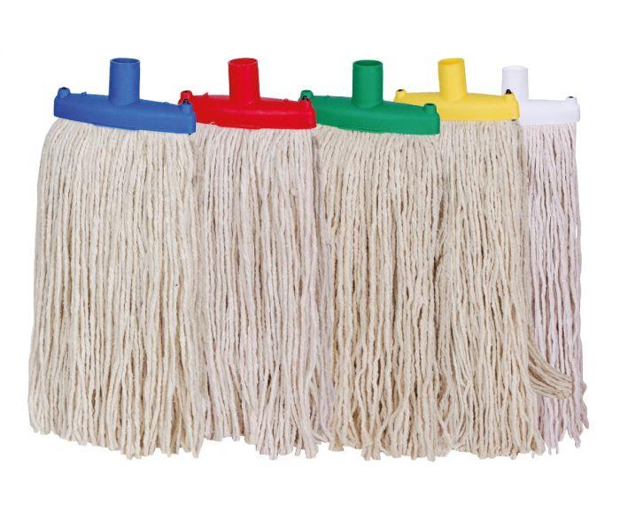 Multi Abbey Prairie Mop Head * 4 Colours*