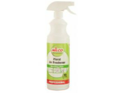 Nilco Floral Air Freshener 1 Litre Trigger H8