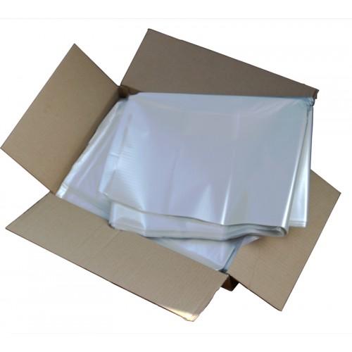 Clear Compactor Sacks Box 100's