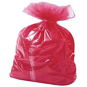 Red Laundry Bags Box 200's