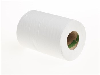 Mertons Mini Centre Feed Roll 2 Ply 150 Sheets White 1 x 12