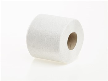Standard Toilet Roll 2 Ply 320 Sheets White 9 x 4