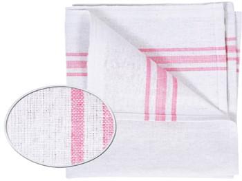 Robert Scott White Cotton Tea Towel