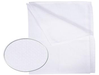 Robert Scotts White Honeycomb Waiters Cloth