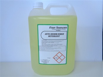 Four Seasons Auto Dish Washer Detergent 5 Litre