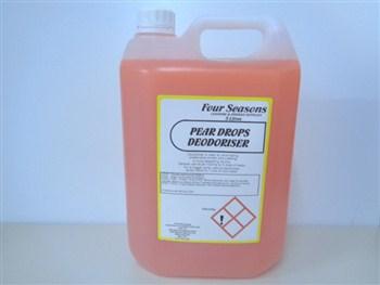 Four Seasons Pear Drops Deodoriser 5 Litre
