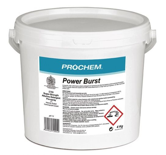 Prochem Power Burst 4KG