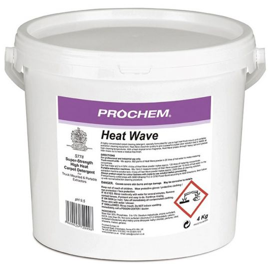 Prochem Heat Wave Powder 4KG