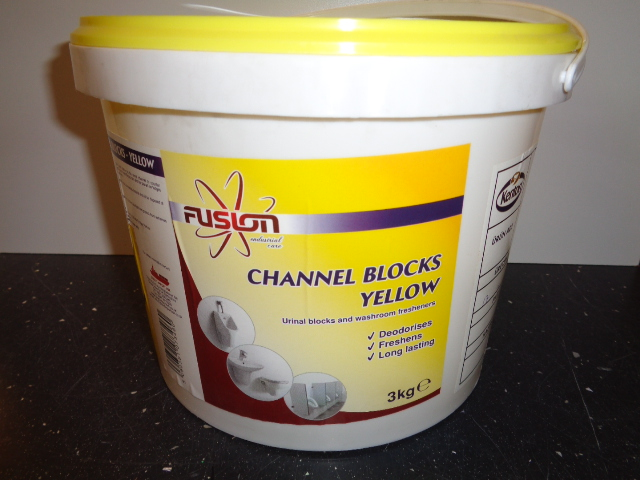 Yellow Channel Cube 3KG