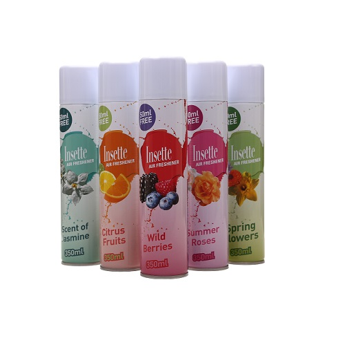 Insette Air Freshners 330ml
