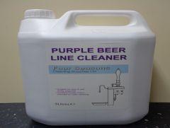 Four Seasons Purple beerline cleaner 5 Litre