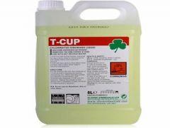 Clover T-cup Chlorinated Dishwash Liquid 5 Litre
