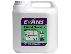 Evans Final Touch 5 Litre