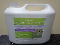 Four Seasons Lime Disinfectant 5 Litre