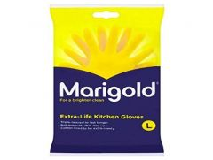 Marigold Yellow Kitchen Gloves * 3 Sizes*