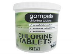Chlorinated Bleached Tablets Tub 200s