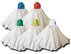 Big White Socket Mops 107 Grams *4 Colours*