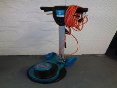 """*BRAND NEW* Truvox Orbis 400 Buffing Machine 17"""" Base Complete with Floor Pad"""
