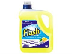 Flash Multi Purpose Cleaner Lemon 5 Litre