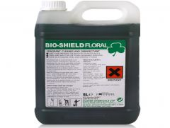 Clover Bio Shield Surface Cleaner Floral 5 Litre