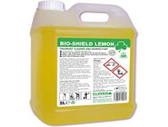 Clover Bio Shield Surface Cleaner Lemon 5 Litre