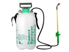 SupaGarden Multi-Purpose Pressure Sprayer 8 Litre