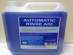 Automatic Rinse Aid Liquid 5 Litre