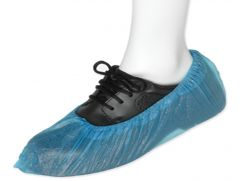 Polythene Overshoes Protectors Pk 100s