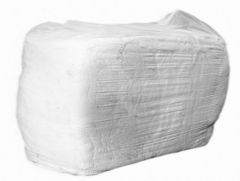 White Towelling Cloths 9kg (Estimate weight)