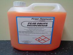 Pear Drops Deodoriser 5 Litre